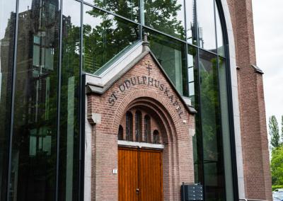 St. Oldulphuskerk (kapel) in Best