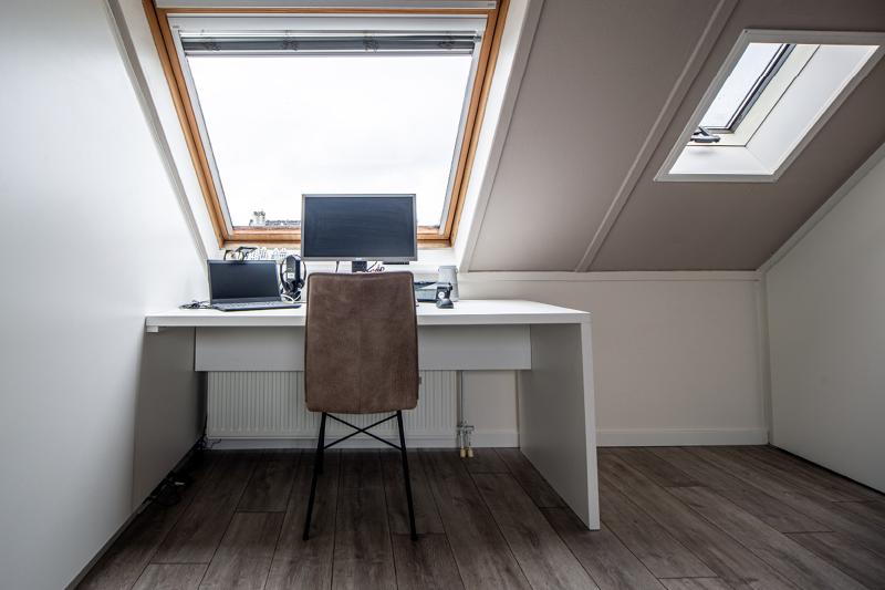 Sens Interieurs - thuiswerkplek op zolder - header2